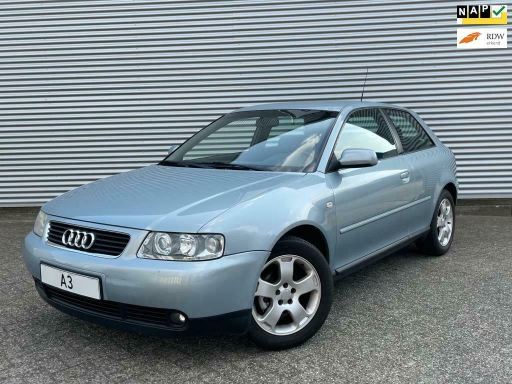 Audi A3 1.6 Attraction Sport