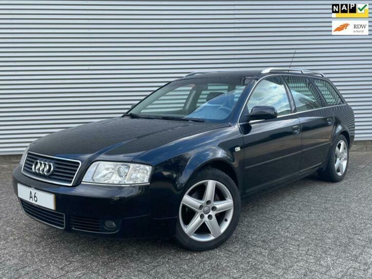 Audi A6 Avant 2.0 Pro Line S
